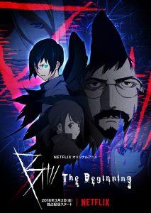 B The Beginning Poster