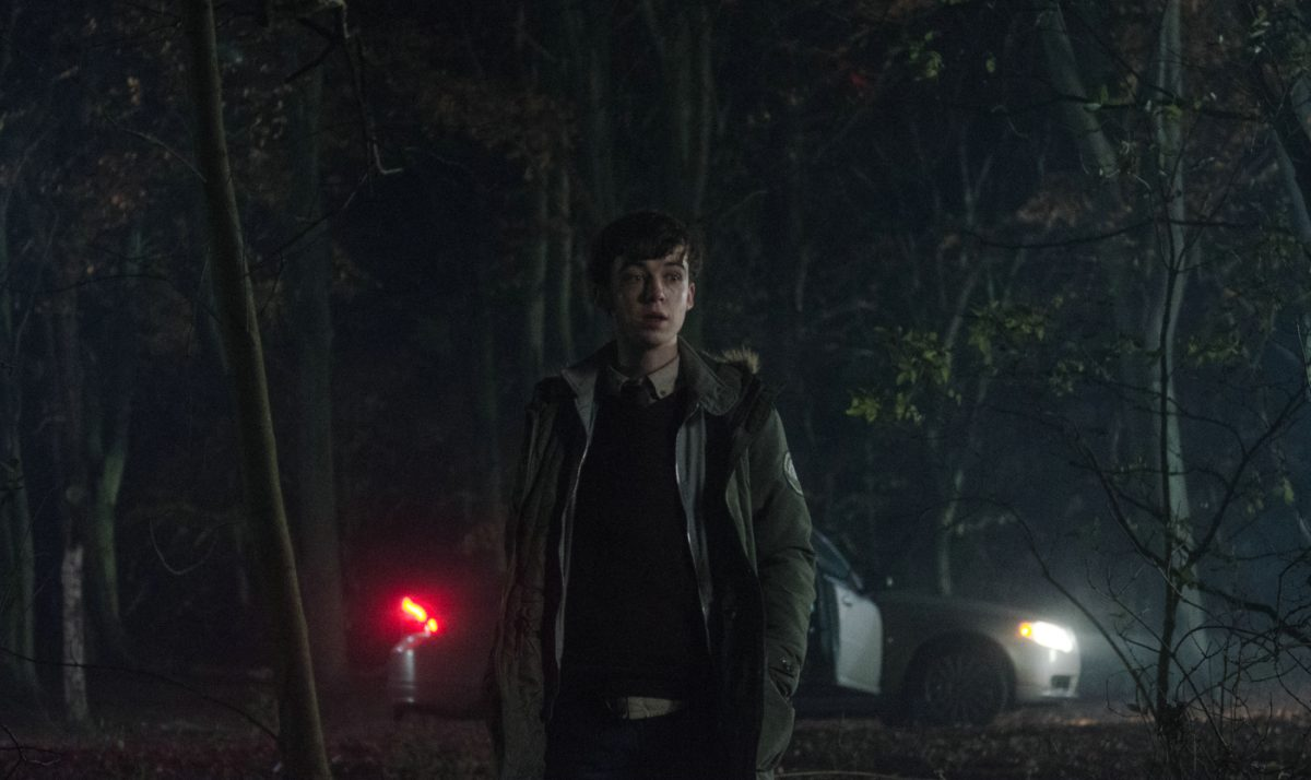Ghost Stories Alex Lawther