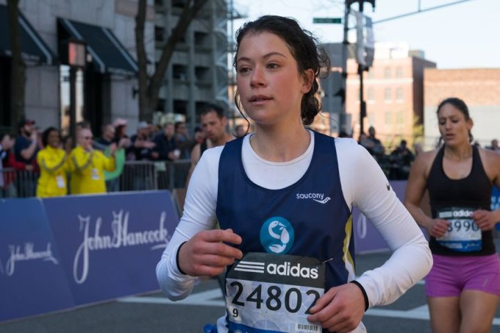 Stronger Tatiana Maslany
