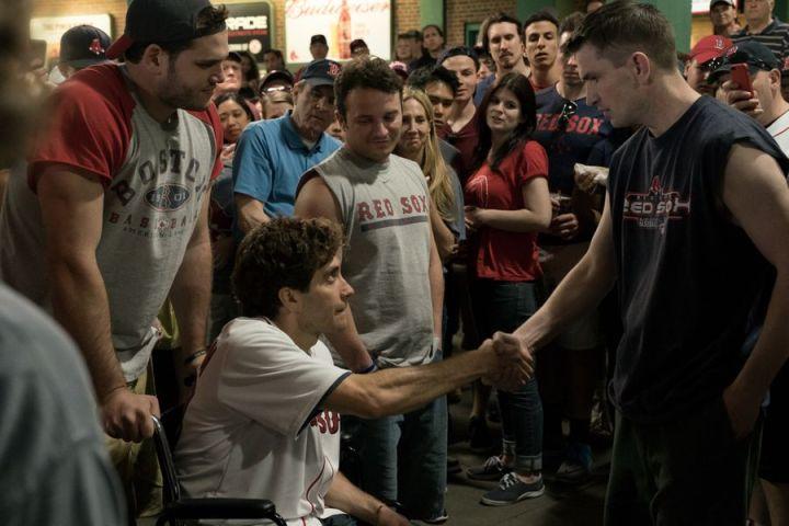 Stronger Jake Gyllenhaal