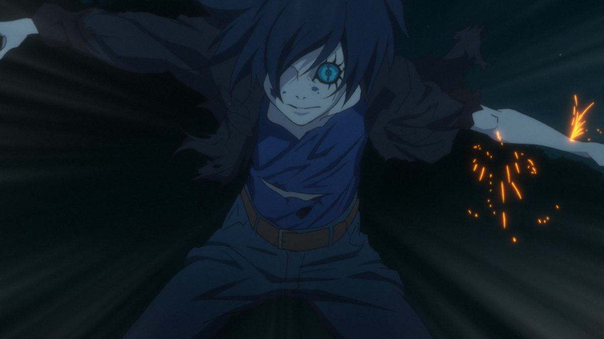 B: The Beginning Animeserie Nettflix Koku
