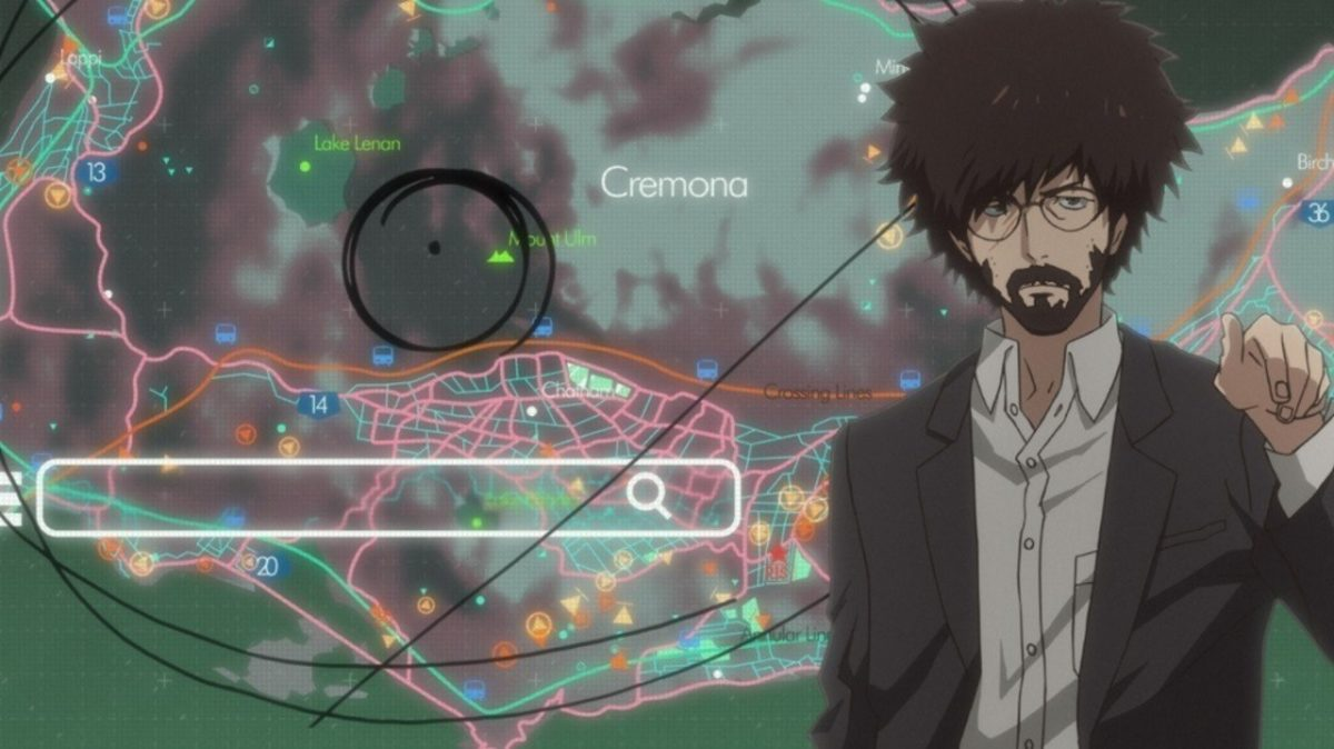 B: The Beginning Animeserie Nettflix Keith