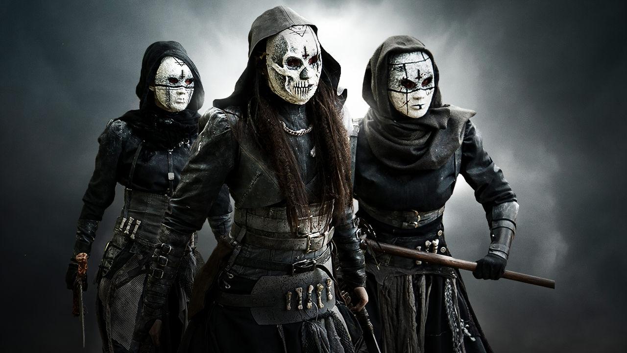 Van Helsing Netflix Original Sisterhood