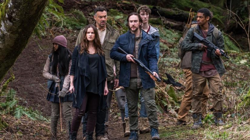 Van Helsing Netflix Original 1