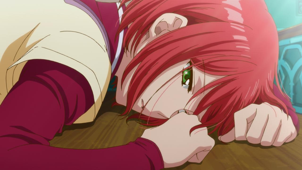 die rothaarige schneeprinzessin Akagami no Shirayukihime1-2