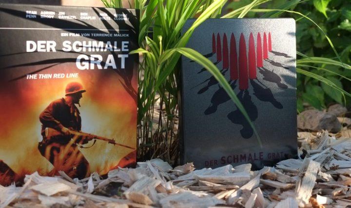 Der schmale Grat (1998) – Filmkritik & Review zum Mediabook