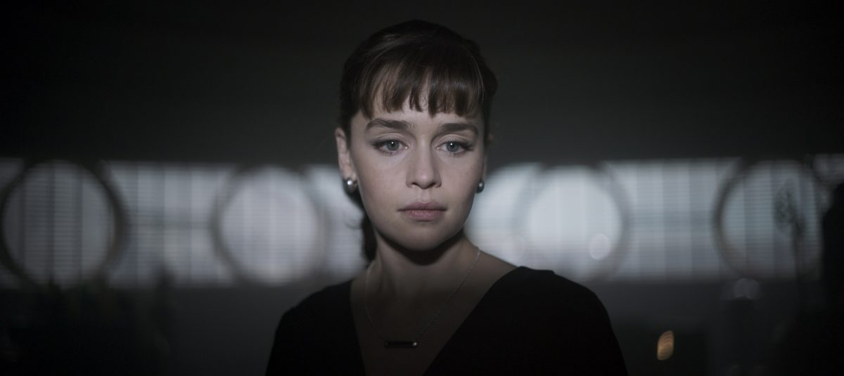 SOLO: A STAR WARS STORY Emilia Clarke