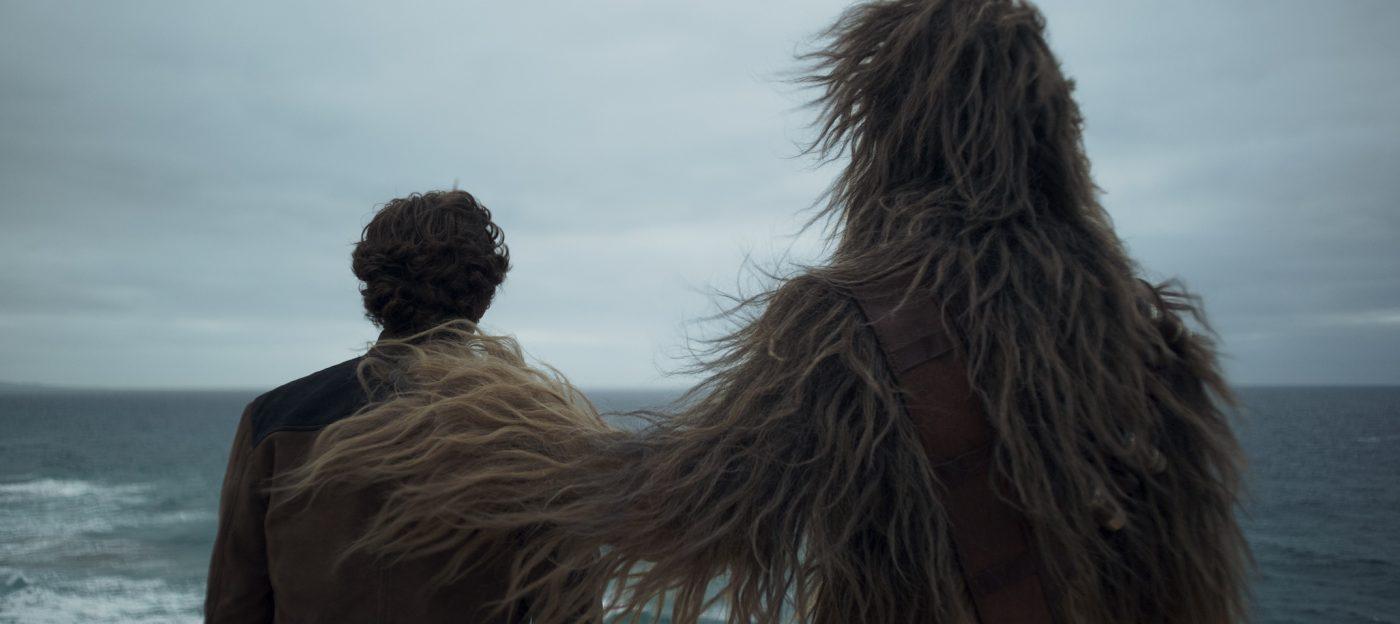 SOLO: A STAR WARS STORY Alden Ehrenreich Chewbacca