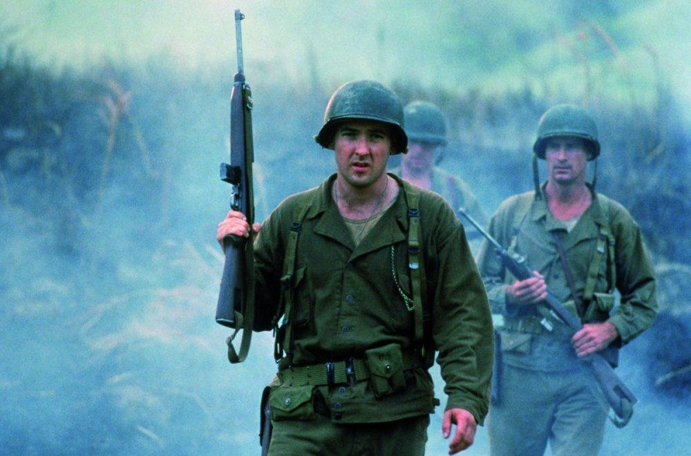 Der schmale Grat John Cusack FilmConfect Steelbook Mediabook Review