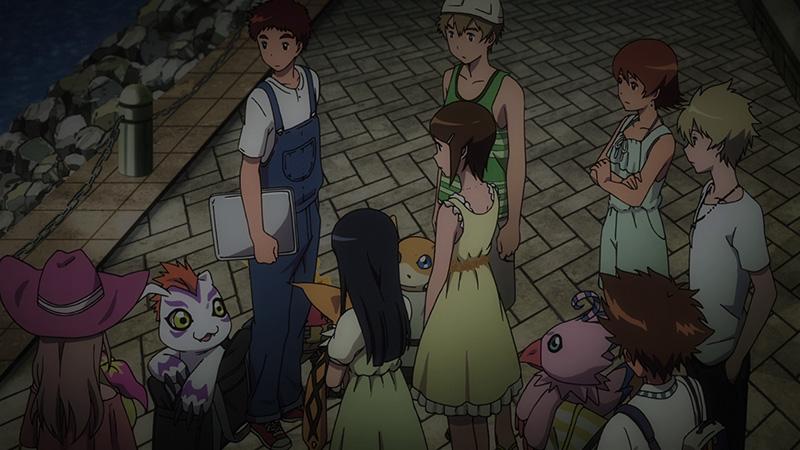 Digimon tri Determination 1