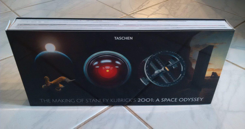 The Making of Stanley Kubricks 2001 A Space Odyssey TASCHEN