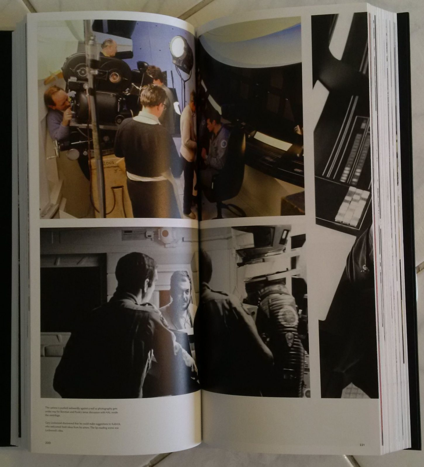 The Making of Stanley Kubricks 2001 A Space Odyssey TASCHEN