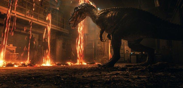 Jurassic World Das gefallene Königreich Bryce Dallas Howard Lava