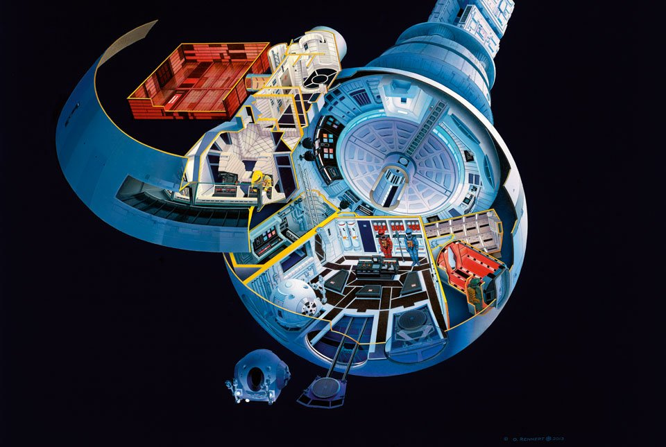 The Making of Stanley Kubricks 2001 A Space Odyssey TASCHEN Cover