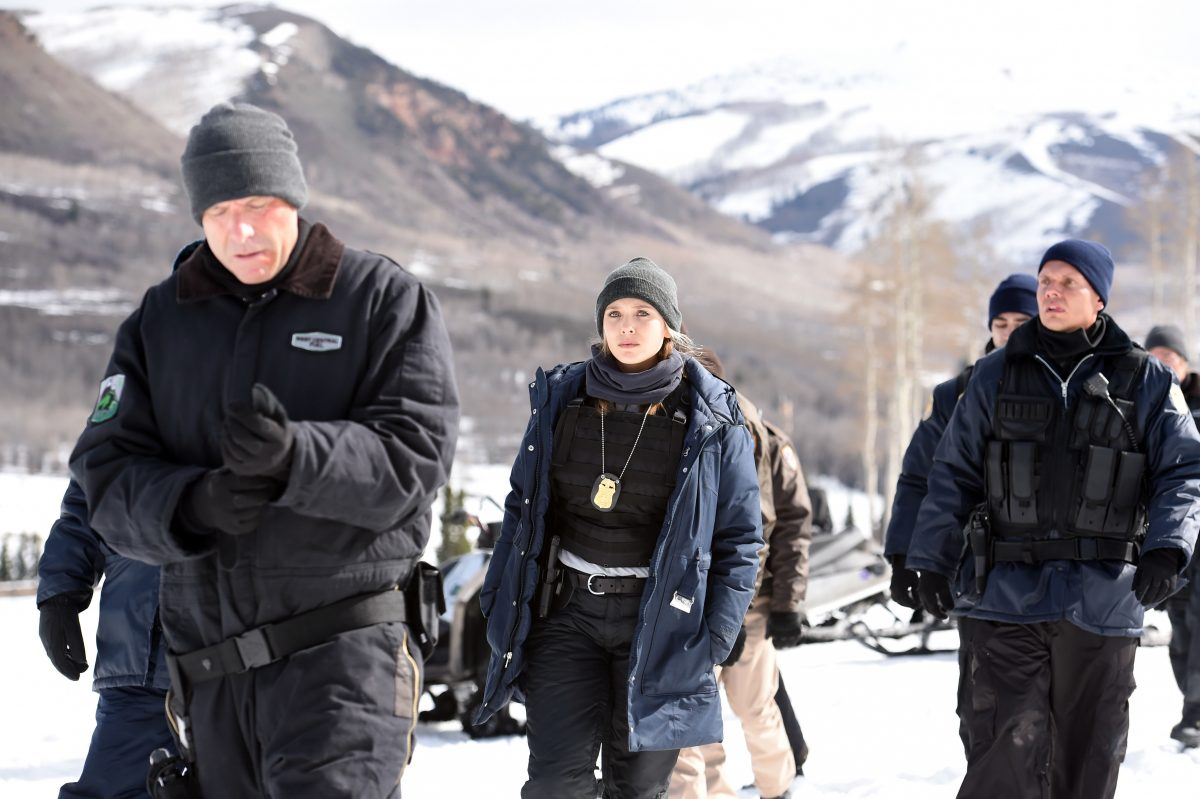 Wind River Kritik zum Film Elizabeth Olsen