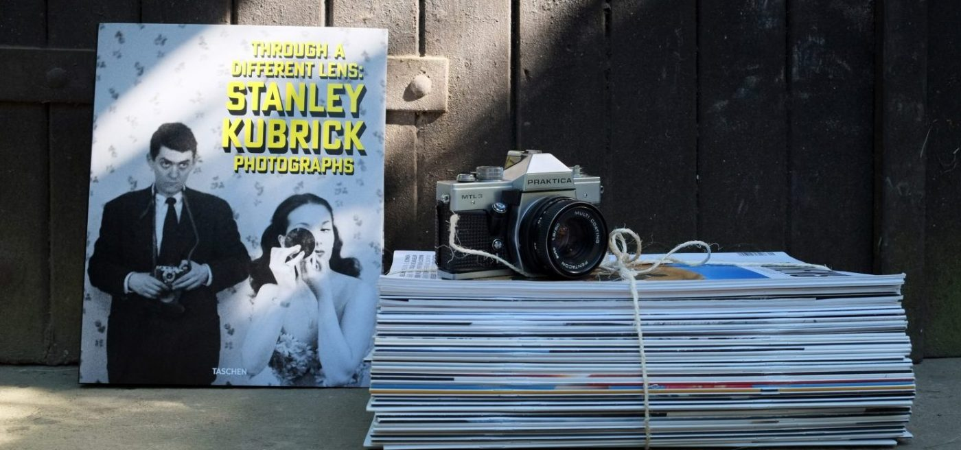 stanley kubrick photographs through a different lens Ansicht TASCHEN