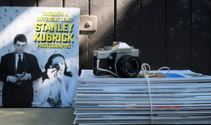 stanley kubrick photographs through a different lens Ansicht TASCHEN