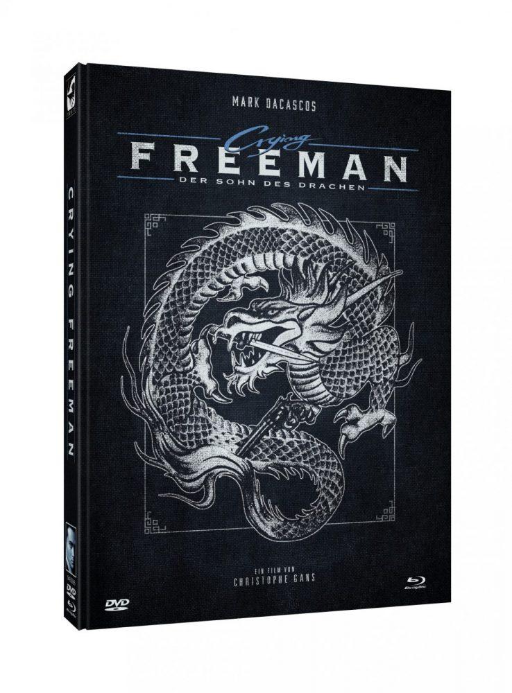 Crying Freemann Cover A Mediabook