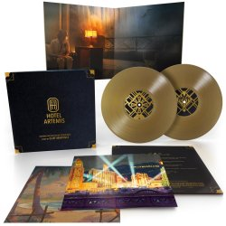 Hotel Artemis Soundtrack Cliff Martinez Vinyl