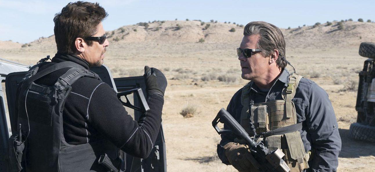 Sicario 2 Day Of The Soldado Josh Brolin Benicio Del Toro