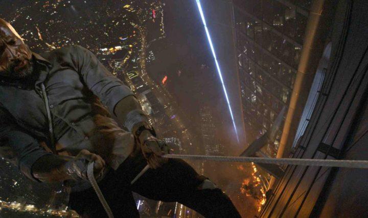 Skyscraper (2018) – Filmkritik