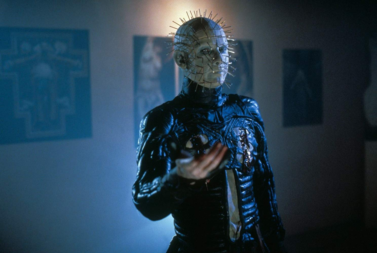 Hellraiser Trilogy Blu-ray-Deluxe-Box Limited Edition