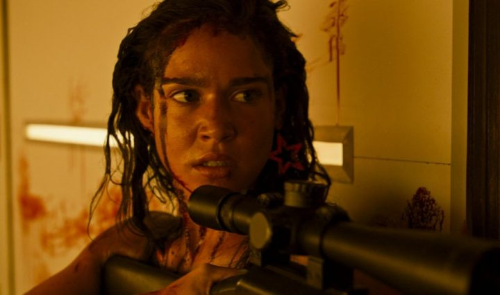 Revenge Szenenbild Matilda Lutz Kritik zum Film