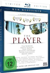 The Player KSM Klassiker Blu-ray Limited Edition Cover