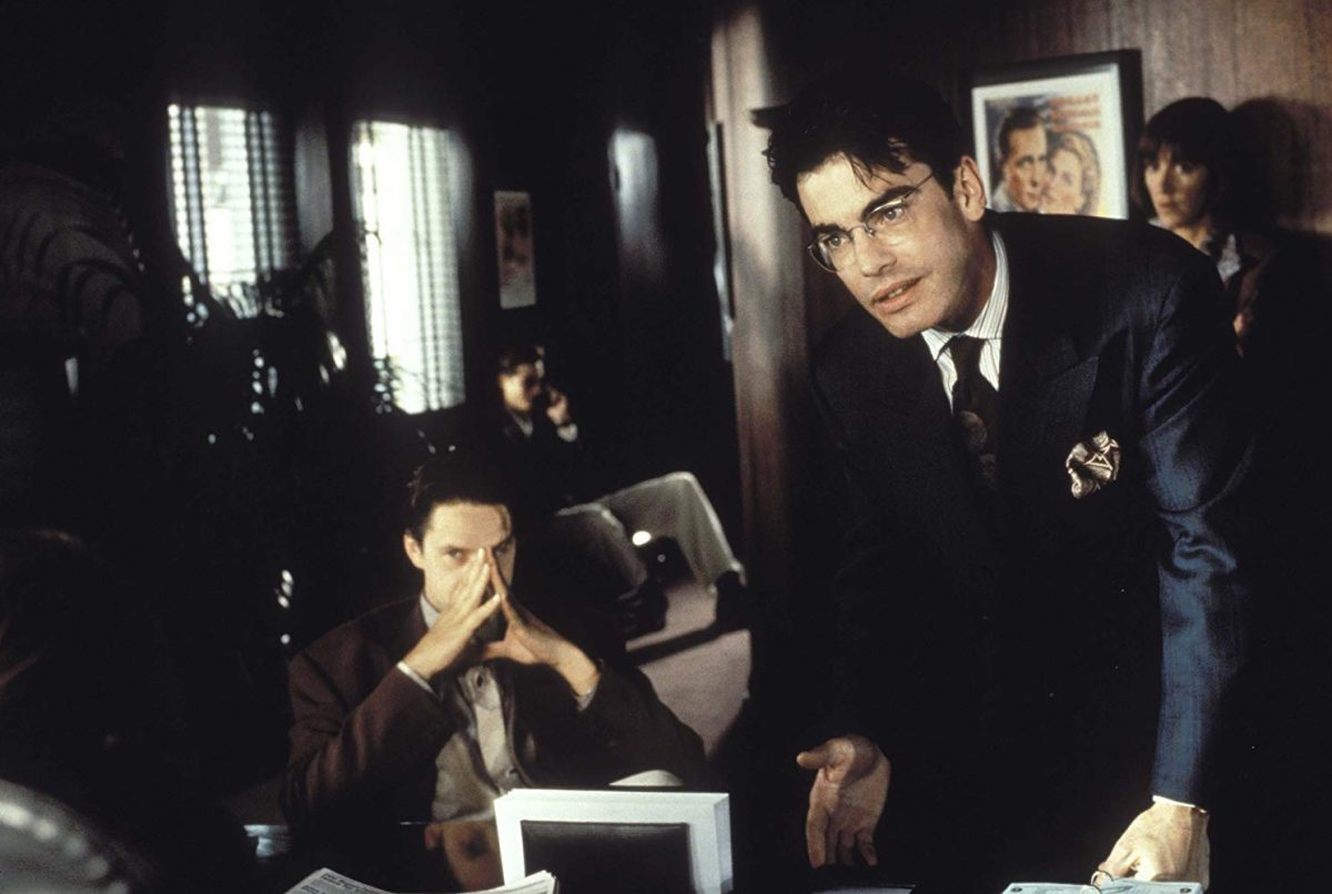 The Player Tim Robbins Peter Gallagher Blu-ray Review
