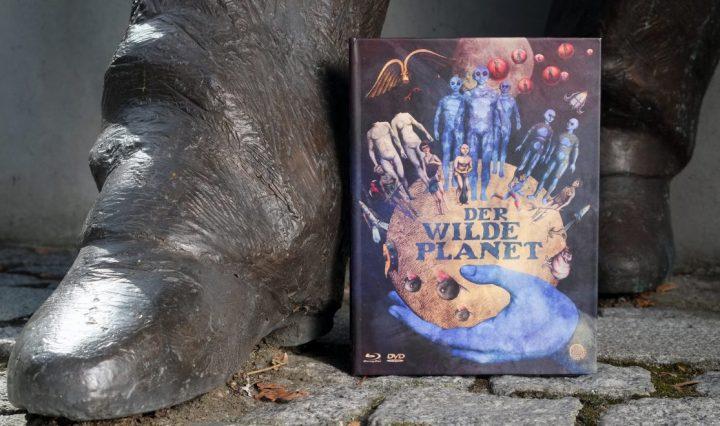 Der wilde Planet (1973) – Filmkritik & Review zum Mediabook
