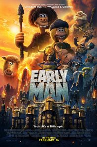 Early Man Kinoposter englisch