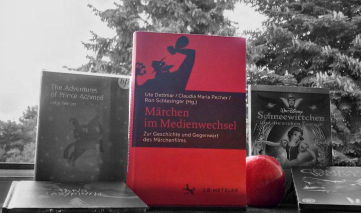 Märchen im Medienwechsel Buchcover J. B. Metzler Verlag