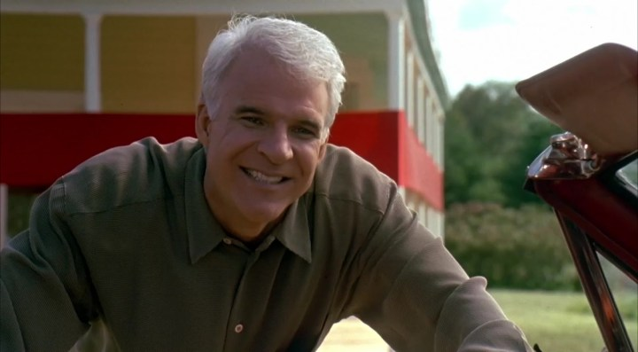 Housesitter Steve Martin Review