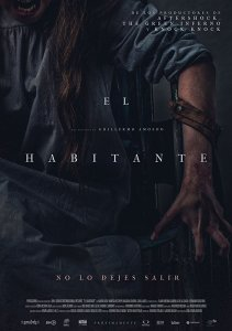 mexikanisches Kinoposter The Inhabitant