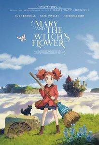 Mary und die Blume der Hexen Kinoposter