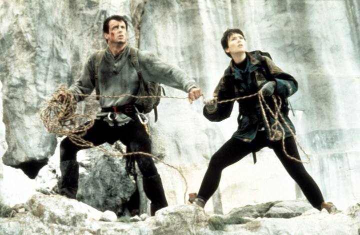 Cliffhanger Filmkritik 25th Anniversary Edition