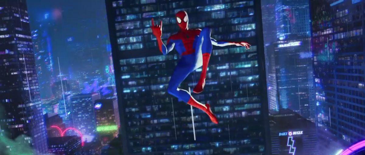 SpiderMan-SpiderVerse - Szene 3