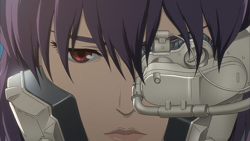 Ghost In The Shell S. A. C. Solid State Society Review