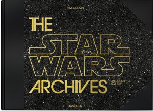 Die Star Wars Archive TASCHEN