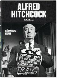 ALFRED HITCHCOCK Sämtliche Filme Buchcover