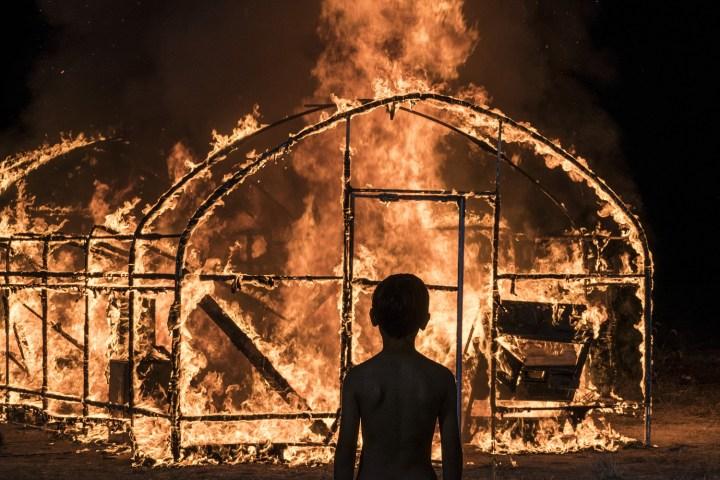 BURNING (2018) Film