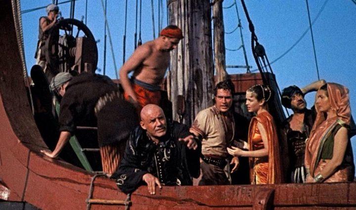 Sindbads 7. Reise (1958) – Filmkritik & Blu-ray-Review