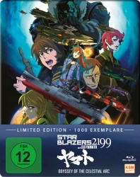 Space Battleship Yamato 2199: Odyssey of the Celestial Ark