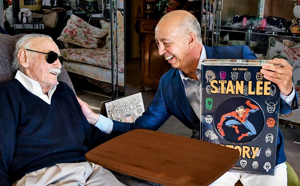 The Stan Lee Story TASCHEN
