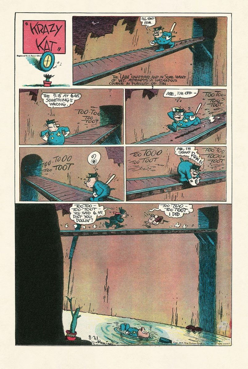 George Herrimans Krazy Kat 5