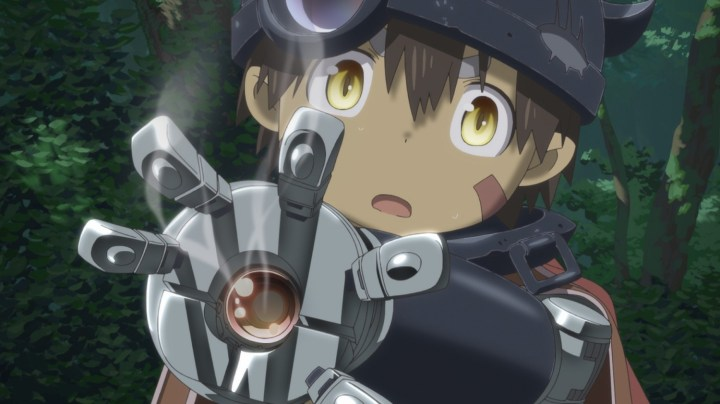 MADE IN ABYSS Anime-Serie