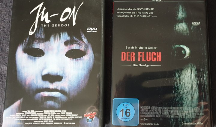 Ju-On: The Grudge (2002) vs. Der Fluch – The Grudge (2004)