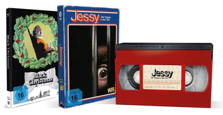 BLACK CHRISTMAS VHS Retro Edition