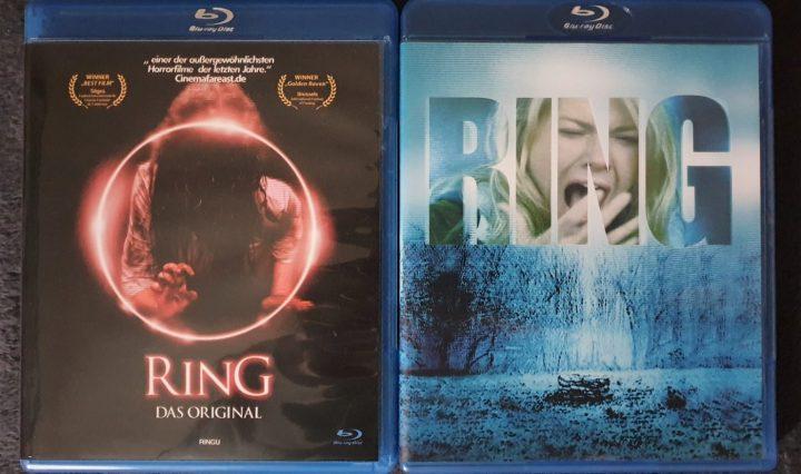 Ring (1998) vs. Ring (2002)