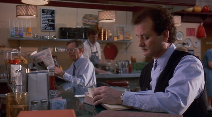Und täglich grüßt das Murmeltier (1993)